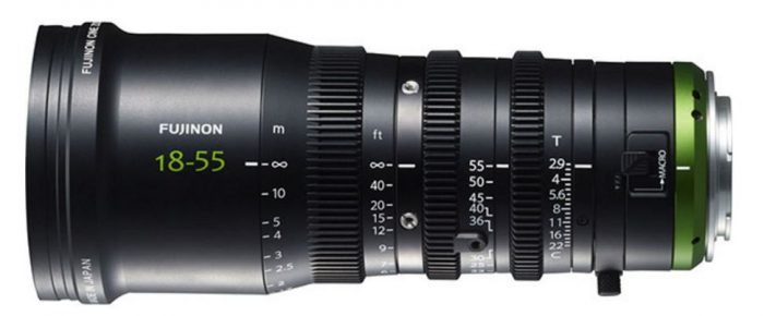 Fujifilm introduces new cine lens dubbed MK for Sony E mount