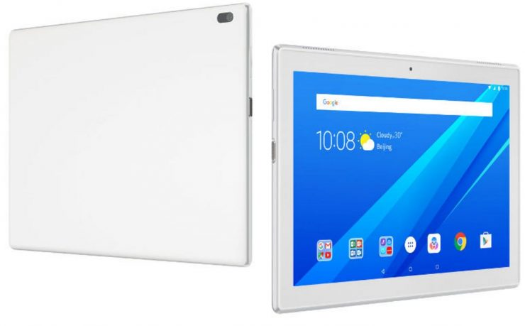 Lenovo's Tab 4 series provides a decent offering for everyone with a budget