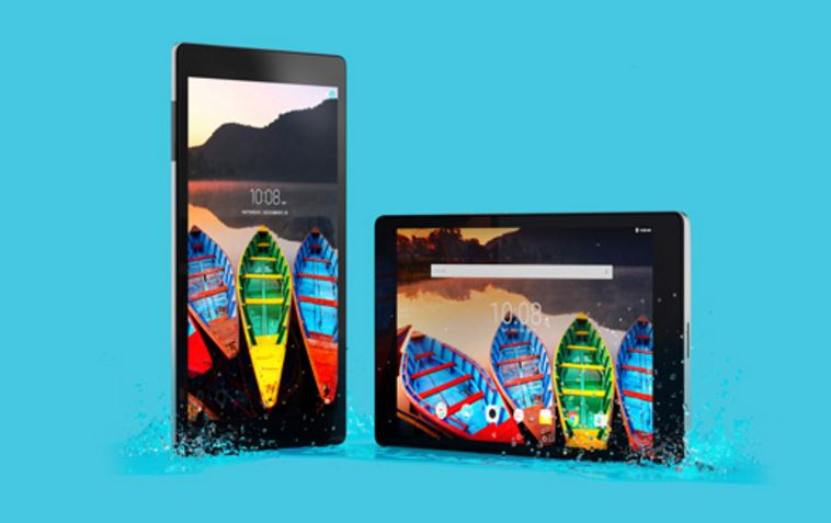 Renders of Lenovo Tab3 8 Plus reveal blue and silver versions