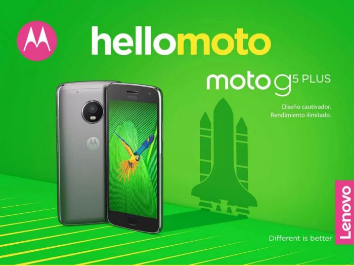 Moto G5 and G5 Plus press renders and specs leaked