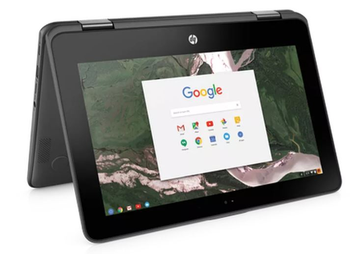 Google announces new HP Chromebook for education