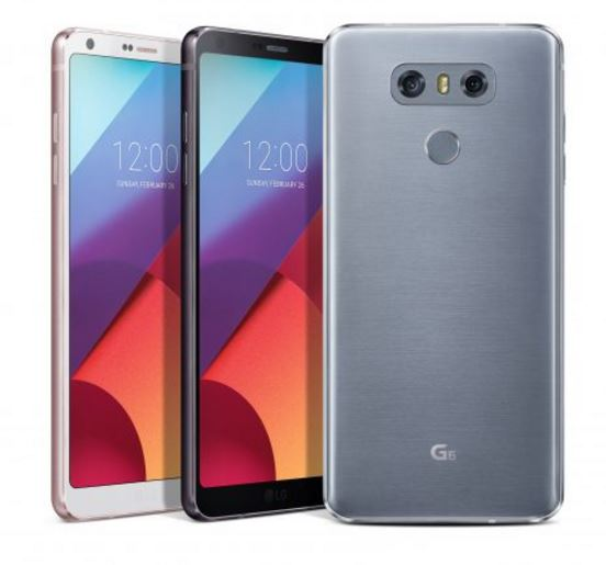 LG G6 gets massive preorders; Company also plans to update older flagships