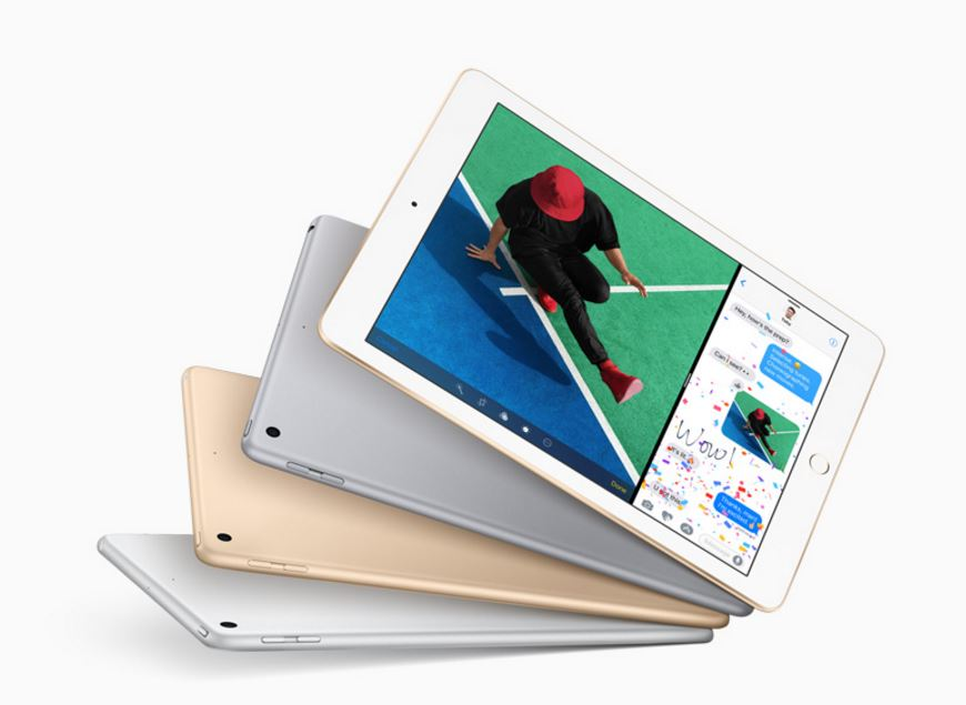 Apple replaces 9.7″ iPad Air 2 with a thicker, powerful and cheaper 'iPad'