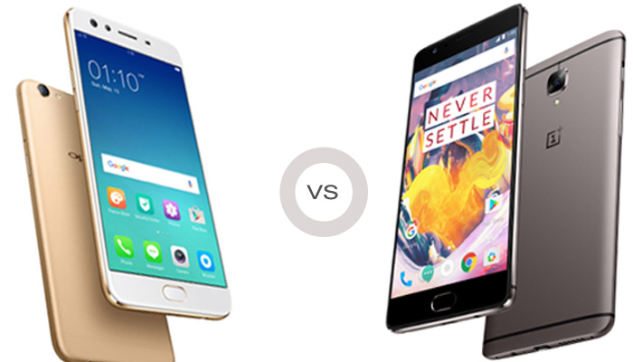 Oppo F3 Plus vs OnePlus 3T: Features and specs comparison - Gadgets Post