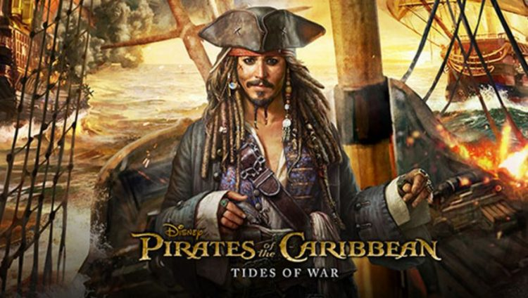 Pirates of the Caribbeans: Tides of War sets sail on iOS and Android