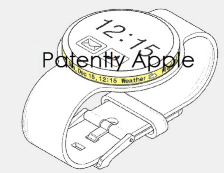 Samsung upcoming smartwatches to sport secondary display?