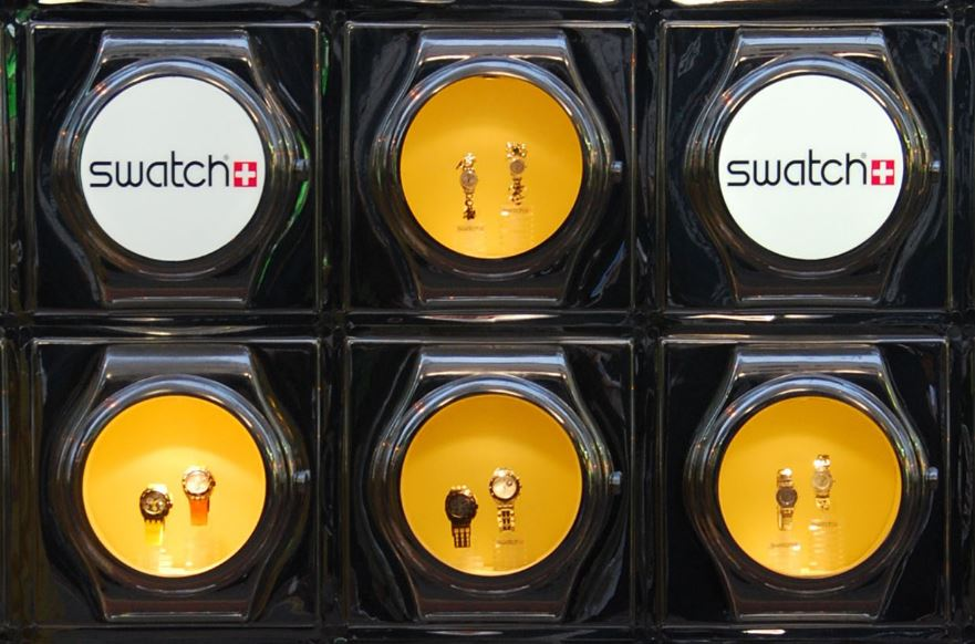 Swatch smartwatch in 2018 will run on its own OS