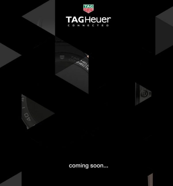 Tag Heuer Rolls Out Top End Reversable Smart Watch