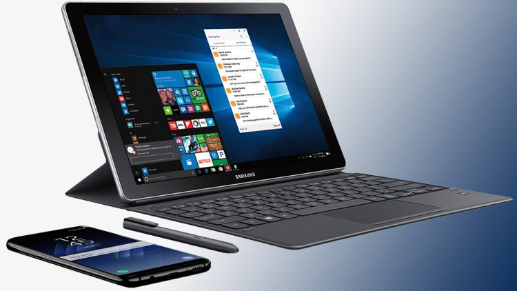 Samsung Galaxy Book 2-in-1 will keep the Surface Pro 4 hot on its heels
