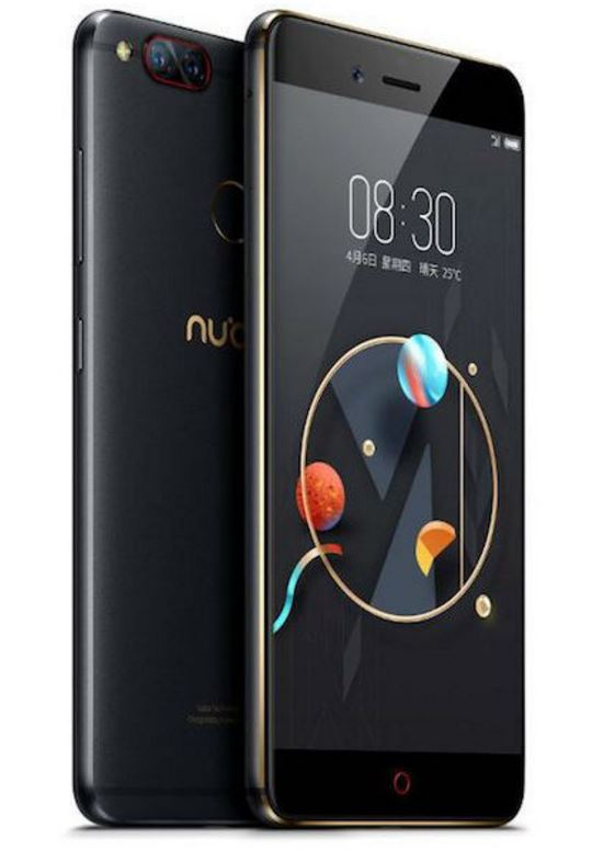 ZTE Nubia Z17 mini official: Dual cameras, two variants and Ronaldo's approval