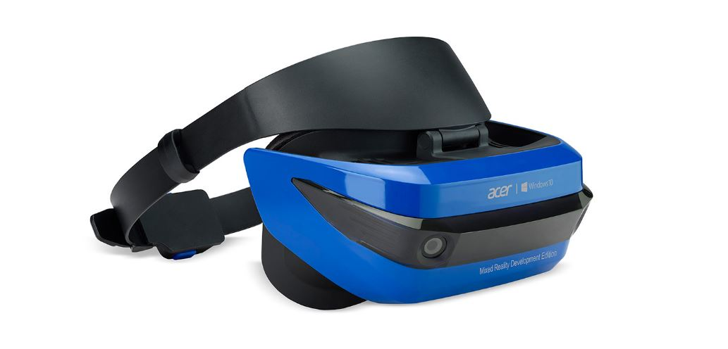Acer's Mixed Reality headsets will be available to consumers by year end