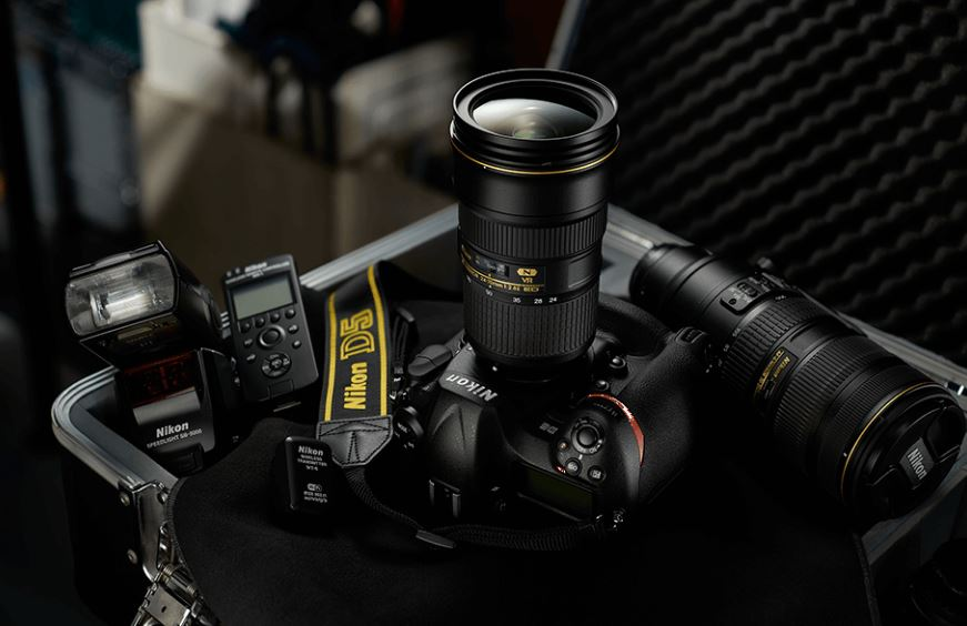Nikon's anniversary edition D5 and D500 will be available after July