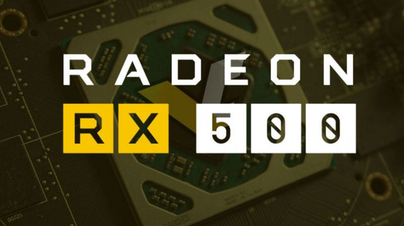 AMD's new 500-series: RX 550, RX 560 and RX 570 graphic cards released