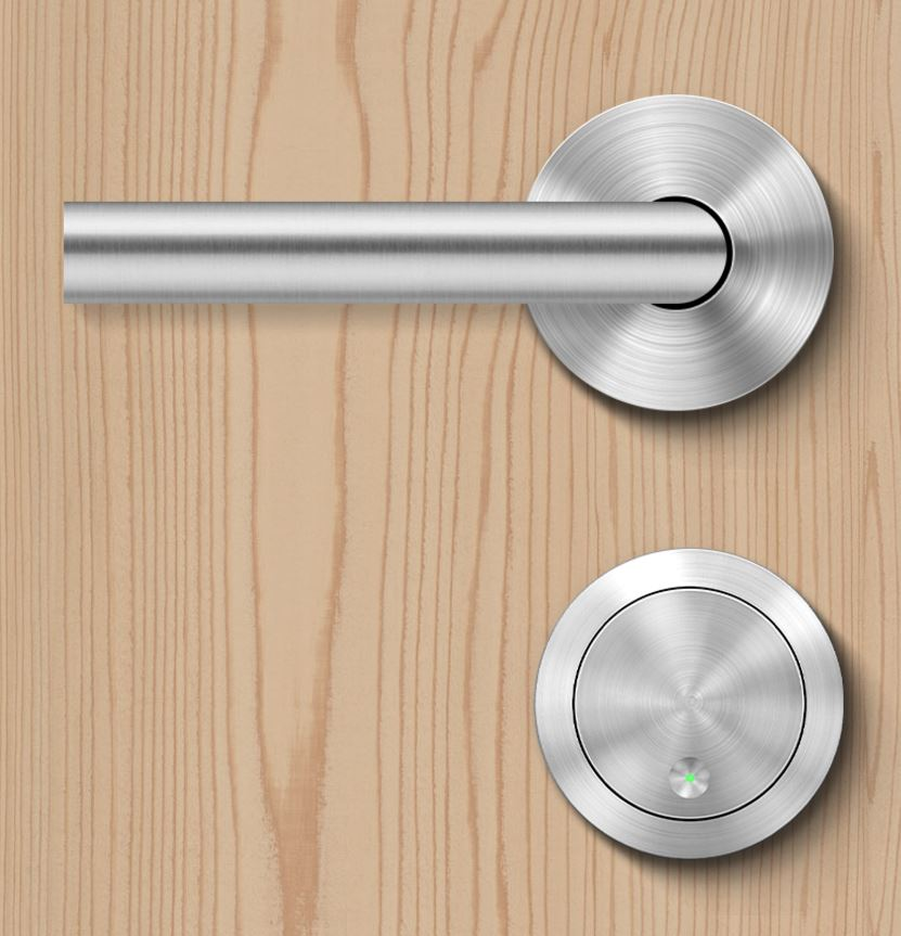 Teodoor opens new doors by being the world's smallest smart lock on the market