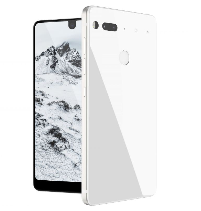 Andy Rubin's Essential phone is official: Here are the specs, features and price