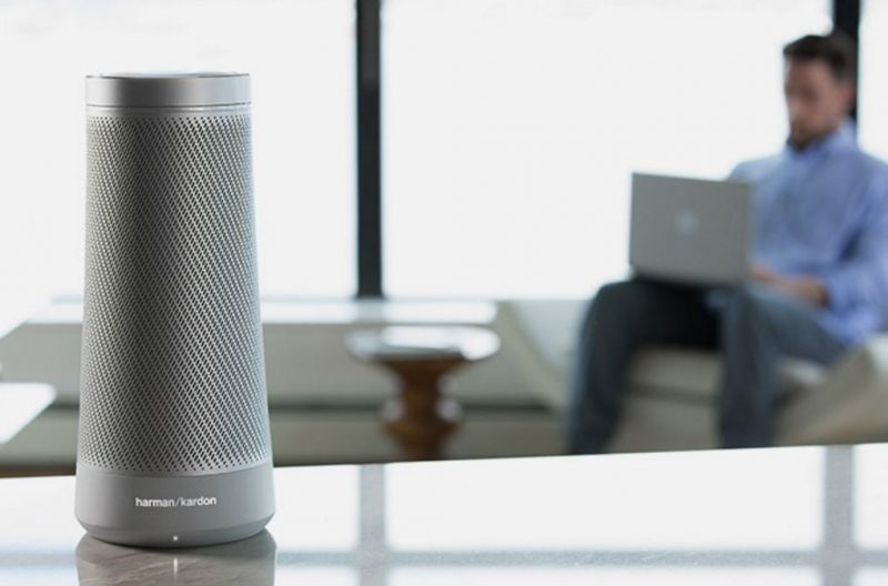 New Cortana Powered Invoke Speaker revealed by Harmon Kardon