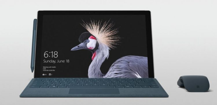 Microsoft's new tablet-laptop hybrid Surface Pro costs $799