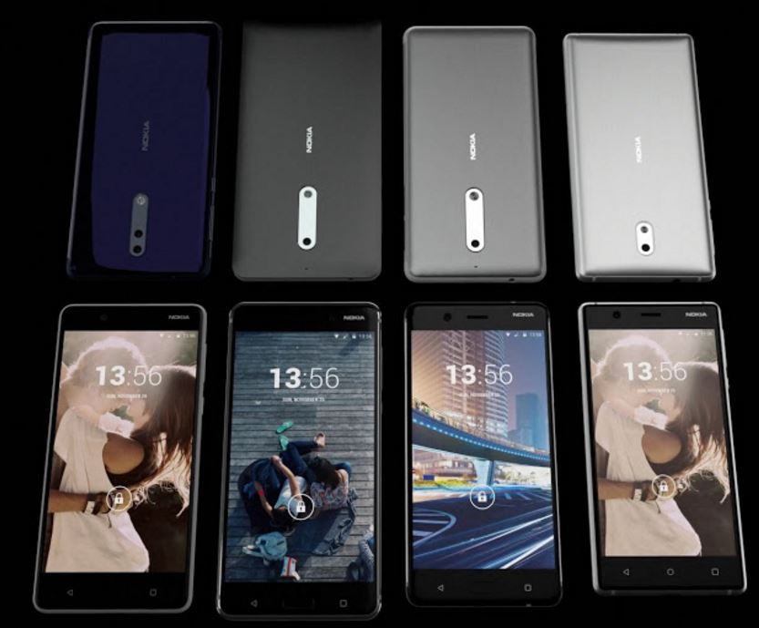 Nokia 8 and 9 to release in June, dual camera spotted on leaked clip