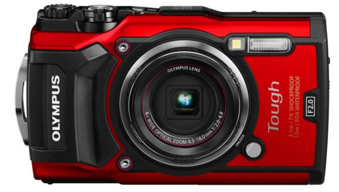 Olympus Tough TG-5 is a rugged camera that can withstand the rigors