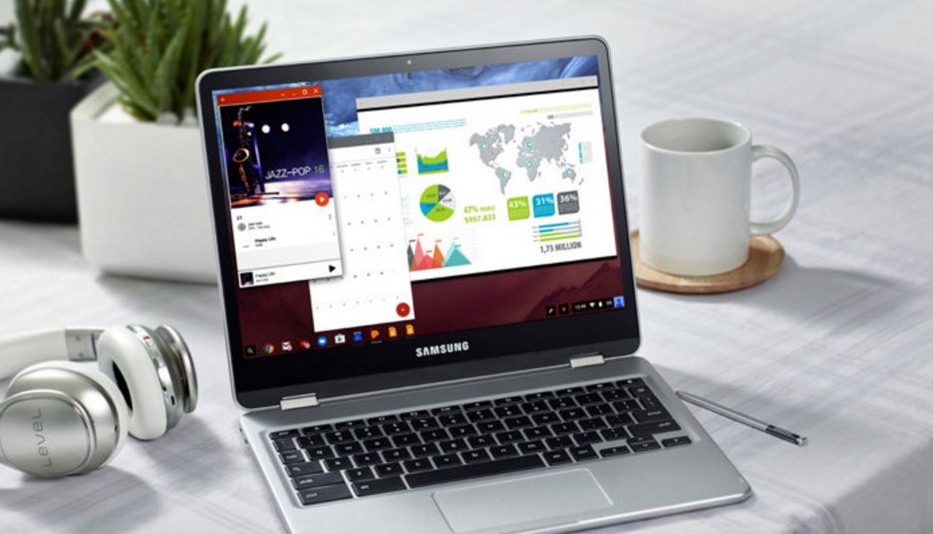 Samsung's Chromebook Pro spotted on Amazon for pre-order at $550