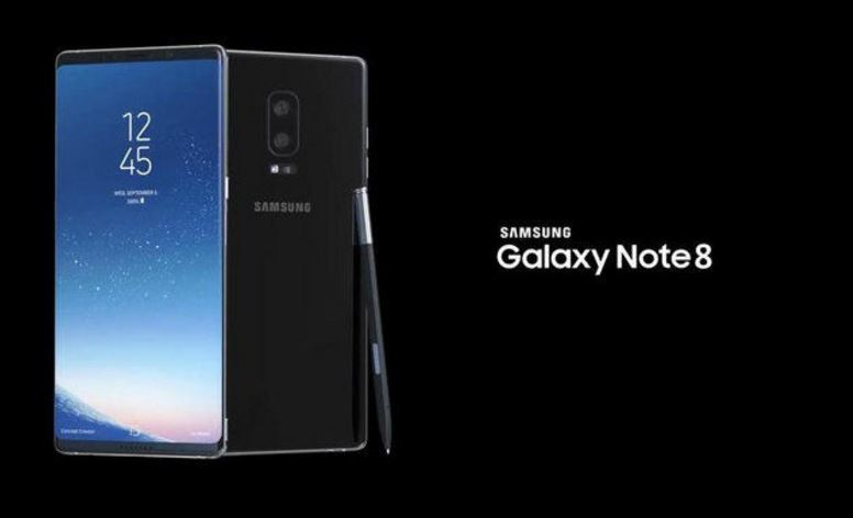 Samsung Galaxy Note 8 rumors: Could feature dual-lens camera, screen as Galaxy S8 with 4K display