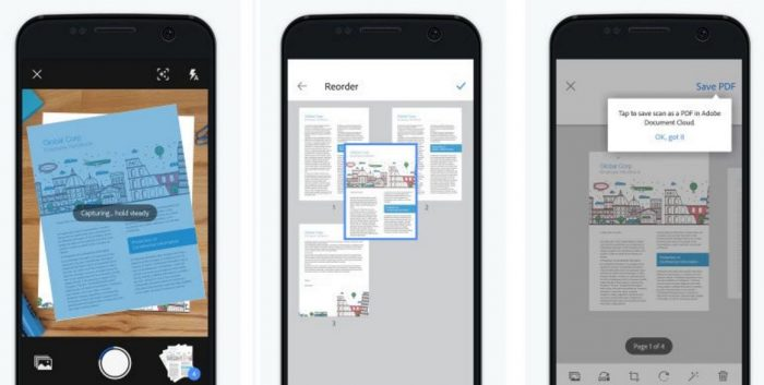 The Adobe Scan app is here to replace your office scanner for good