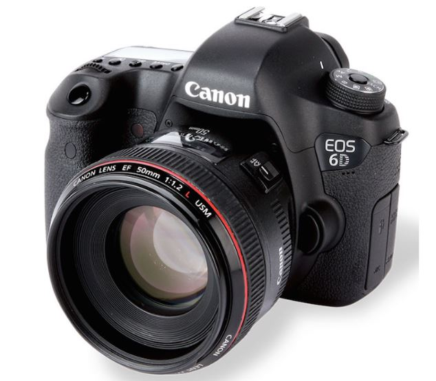 Canon 6D Mark II will feature a brand-new 26MP sensor, with new articulate LCD display