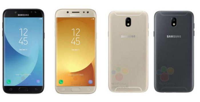 Galaxy J5 and J7 2017 handsets announced with octa-core processors and metal builds