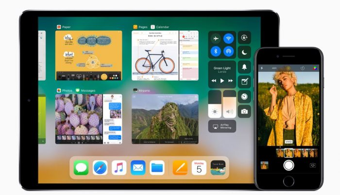 Hands on with Apple's first Developer Beta of iOS 11