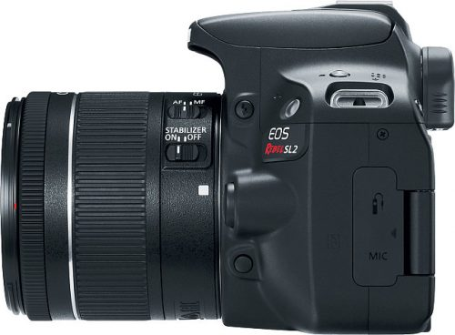 The tiny but powerful Rebel SL2 gives another reason to switch to Canon