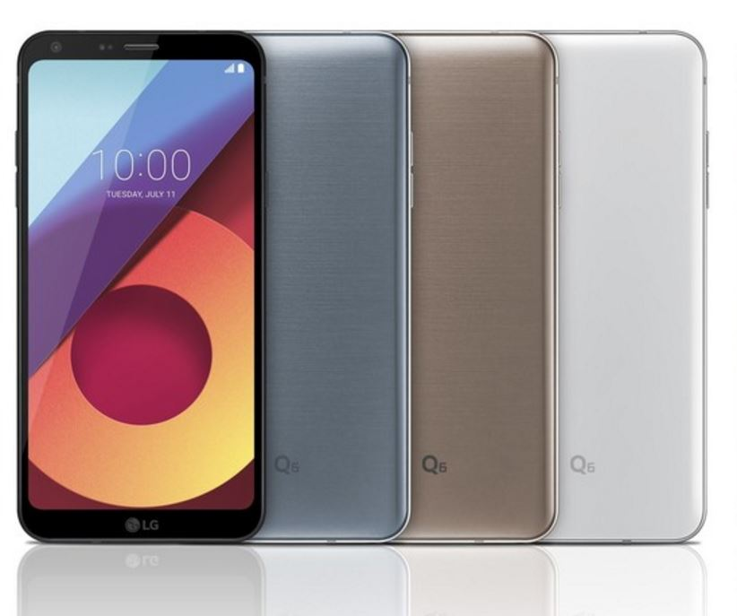 New LG Q6 Is Like a G6 Mini