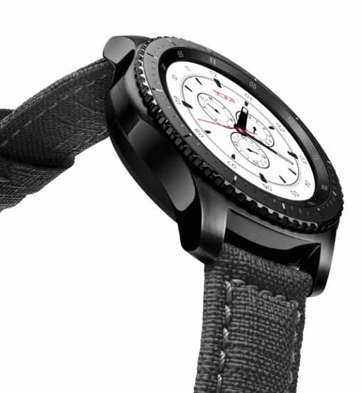 Samsung Gear S3 TUMI Edition brings new strap and higher price tag