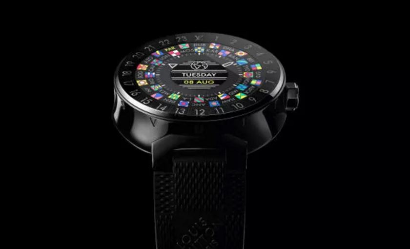Louis Vuitton launches smartwatch, its first