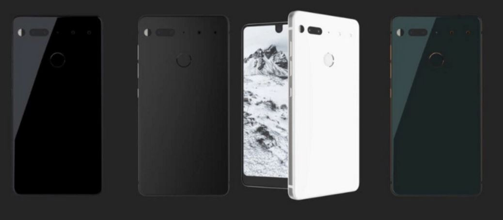 Andy Rubin's Essential phone to finally arrive sometime in August