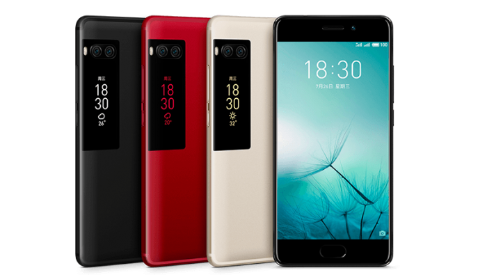 Meizu Pro 7 and Pro 7 Plus launched with dual-sAMOLED display