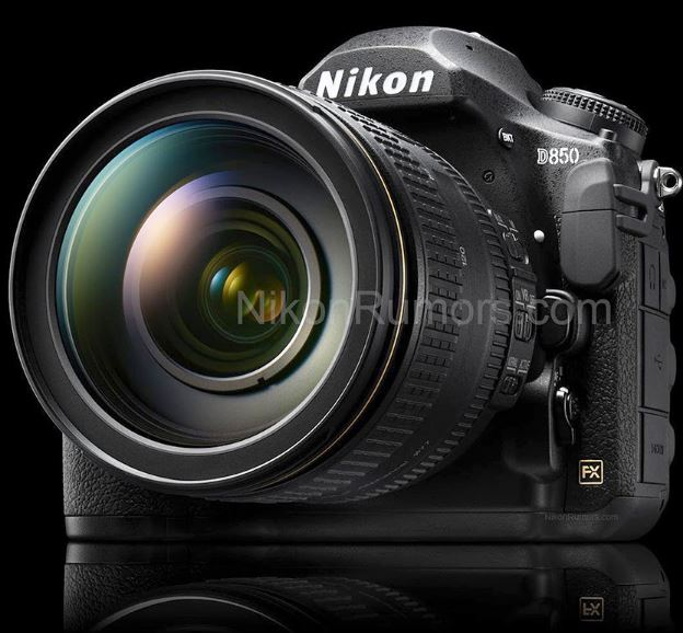 New Nikon D850 full frame DSLR leaks, may come with 8K time lapse