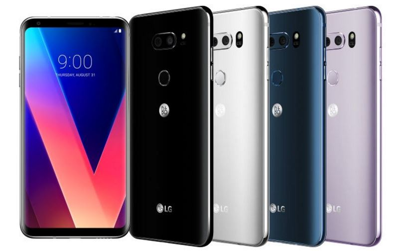 LG launches V30 at IFA 2017: Here are the specs and features