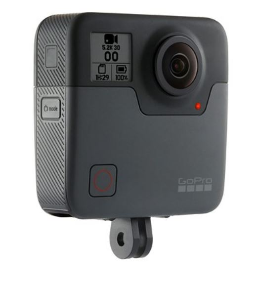 GoPro's $500 HERO6 does 4K at 60 fps, FHD at 240fps