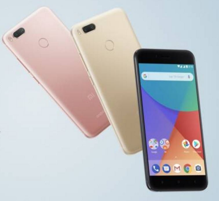 Xiaomi announces Android One smartphone Mi A1 in India