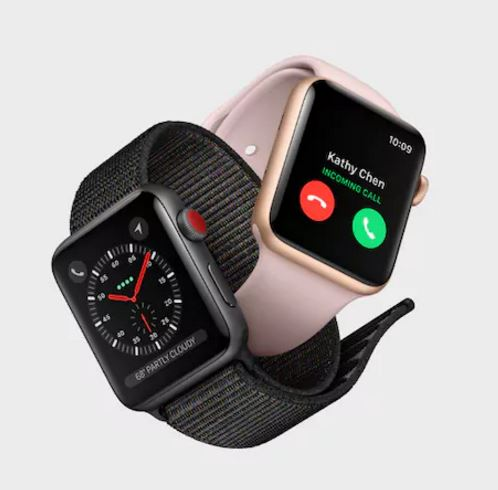 Apple's new LTE-enabled cellular smartwatch can do away with the iPhone