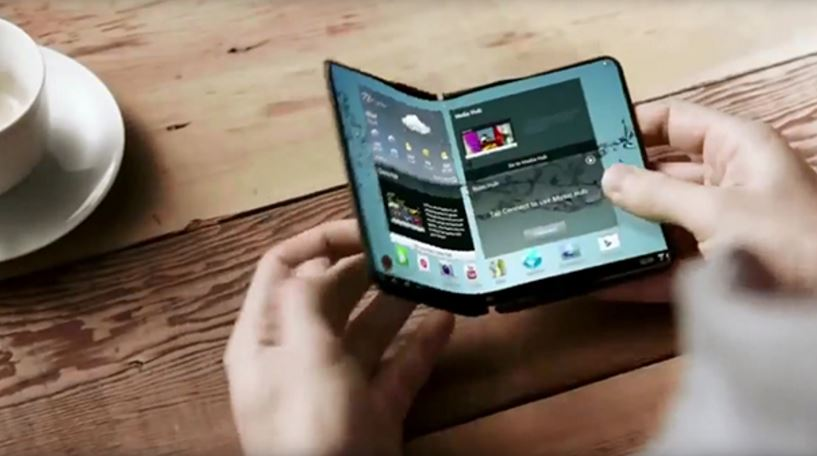 Galaxy X rumors abound: Bendable display in tow, 2018 release likely