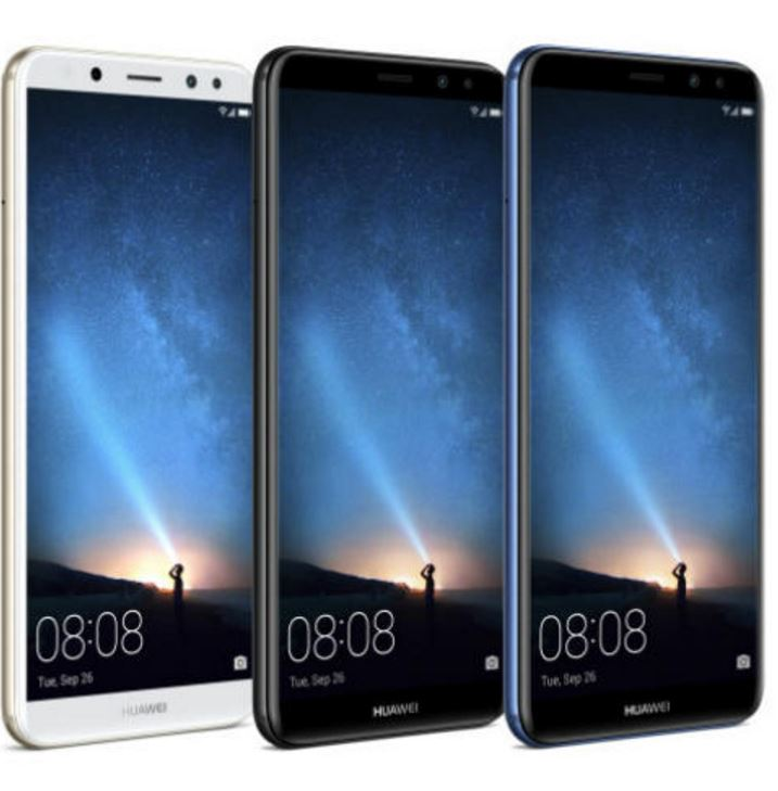 Huawei Mate 10 Lite leak shows quad-camera set-up, Kirin 659 and 5.9-inch display