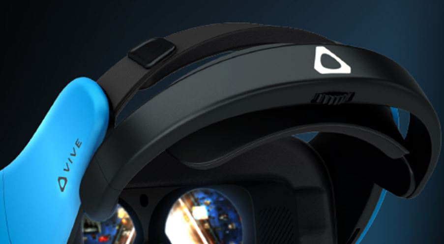 HTC Vive Focus standalone VR headset revealed in China