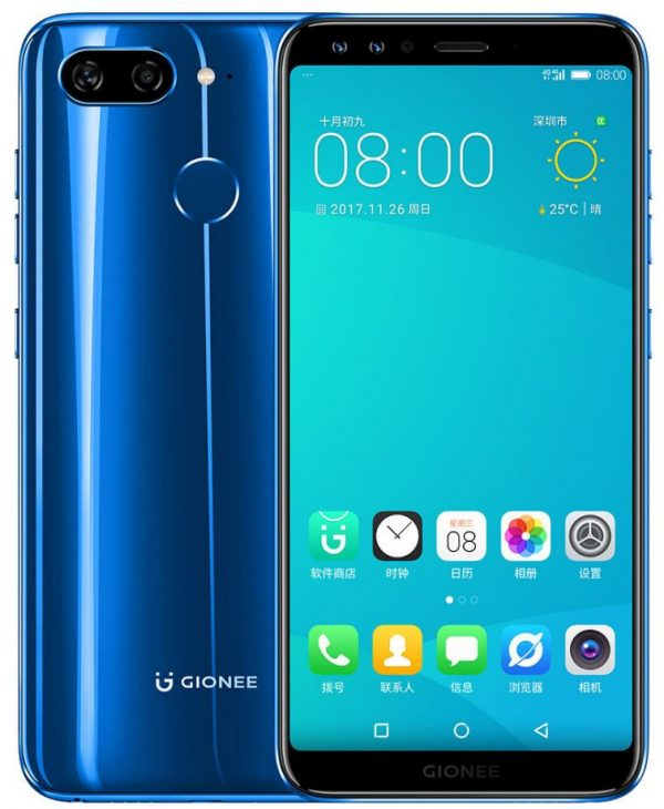 Gionee launches 8 new phones and all of them have bezel-less displays across different budgets