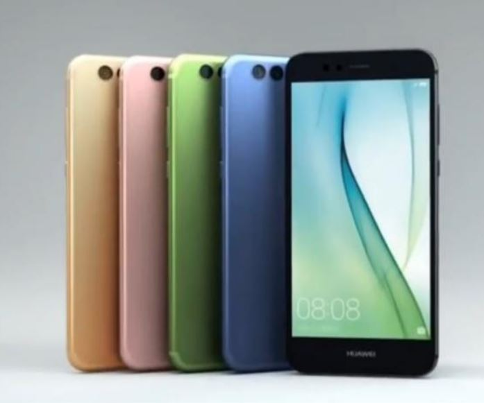 Huawei launches Nova 2s premium mid-range phone with dual front and back cameras